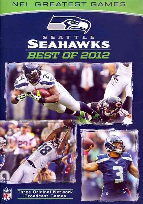 NFL GREATEST GAMES SET:SEATTLE SEAHAW (DVD)